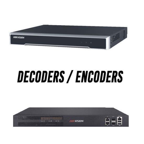 Decoders / Encoders